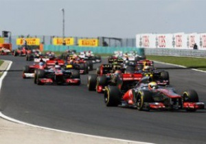 Хэмилтон выиграл Гран-при Венгрии