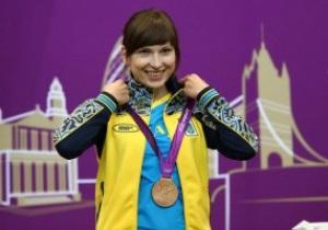 Украина завоевала первую медаль Олимпиады