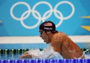 Майкл Фелпс остался без медали Олимпиады впервые с 2000 года