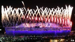 Олімпійські Ігри в Лондоні офіційно стартували Островами див