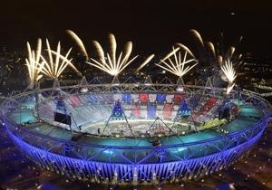 Фотогалерея: Лондонська казка. Відбулася церемонія відкриття Олімпійських ігор