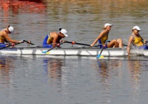 Олимпиада-2012: Украинский женский квартет вышел в финал соревнований по академической гребле