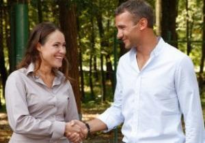 Шевченко подтвердил, что вступает в партию Королевской и будет баллотироваться в Верховную Раду