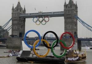 В Лондоне арестовали более ста человек во время церемонии открытия Олимпиады-2012