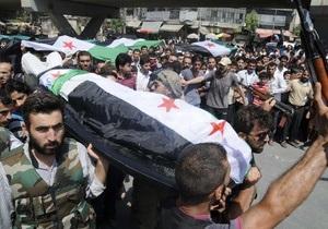 У Сирії урядові війська почали зачистку Алеппо від бойовиків