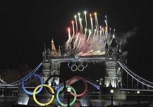 Елизавета II объявила XXX летние Олимпийские игры в Лондоне открытыми