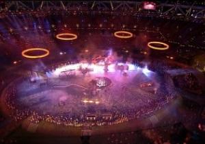 В Лондоне стартовал парад участников Олимпиады