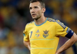 Официально: Шевченко завершает карьеру и уходит в политику