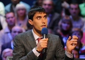 Скандальний секретар Донецької міськради подав у відставку