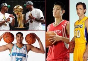 Календарь на новый сезон в NBA сверстан