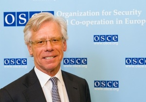 Верховний комісар ОБСЄ: Мовний закон роз єднує українське суспільство