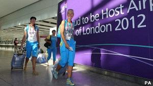 Замітки з Лондона: три дні до Олімпіади - ВВС Україна