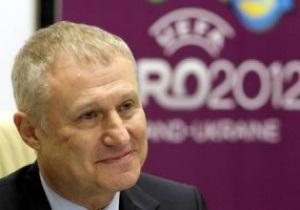 Григорий Суркис даст итоговую пресс-конференцию 31 июля
