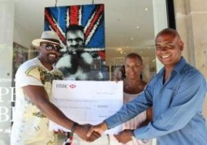 Чисора пожертвовал 20 тысяч фунтов на лечение лейкемии