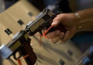 У Росії можуть дозволити зберігання та використання вогнепальної зброї