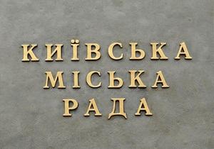 Регіонал: Вибори мера Києва потрібно провести разом з виборами до Київради