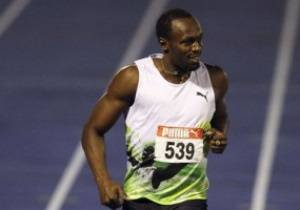 План на Олимпиаду. Усэйн Болт собирается установить новый рекорд на стометровке
