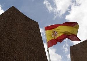 Дохідність держоблігацій Іспанії рекордно підвищилася