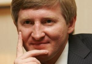 Компания Ахметова за год увеличила прибыль в 2,6 раза