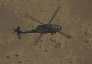 У Туреччині розбився військовий вертоліт: загинули п ятеро людей