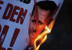 США продовжать добиватися відходу Асада
