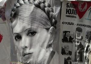 Європейський суд проведе публічні слухання у справі Тимошенко