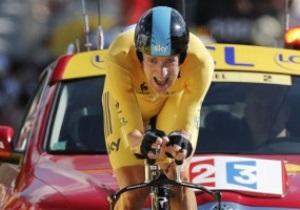 Все ближе к победе. Уиггинс выиграл предпоследний этап Тур де Франс