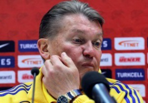 Ход конем. Блохин не вызвал на матч с Чехией ни Шевченко, ни Воронина