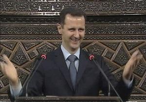 Російський дипломат відхрестився від заяви про готовність Асада залишити владу