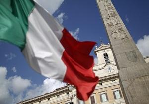 Італійський уряд сподівається заробити на легалізації заробтічан