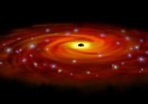 Знайдений новий спосіб пошуку  легкої  темної матерії