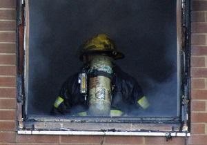 В Одесі пенсіонер під час пожежі вистрибнув з третього поверху