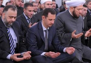 Дамаск спростував заяву російського дипломата про згоду Асада передати владу опозиції