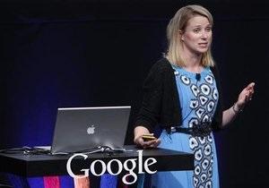 Новий директор Yahoo за п ять років заробить $ 100 млн