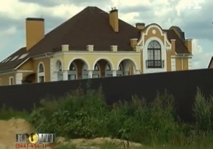 Намісник Лаври побудував собі заміську резиденцію