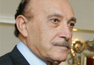 Помер колишній віце-президент Єгипту, який оголосив про відставку Мубарака