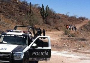 Поліція мексиканського міста звільнилася майже в повному складі