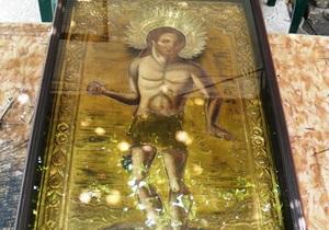 У Донецьку виявили зниклу сто років тому унікальну ікону