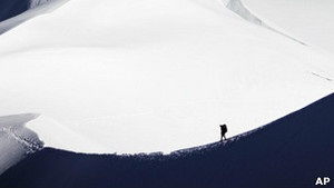 ВВС: Загибель альпіністів розпалила дискусію про доступність Альп