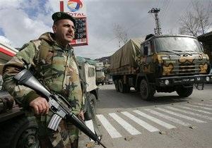 Сили безпеки вибили повстанців з Дамаска – сирійський міністр