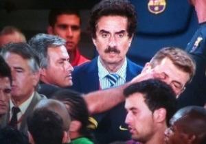 Наставник Барселоны не держит зла на Моуриньо за удар в глаз