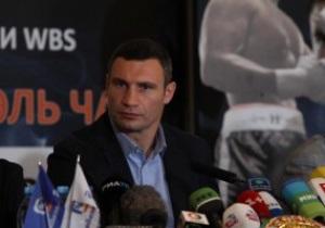 Виталий Кличко до окончания карьеры собирается провести бой в Киеве