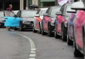 В Лондоне из-за Олимпиады возник транспортный коллапс