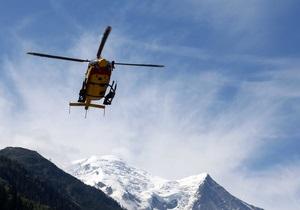 За тиждень на Монблані загинули одинадцять альпіністів