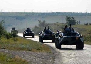 Україна візьме участь в 13 міжнародних військових навчаннях - РНБО