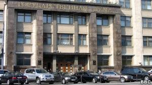 У Росії ухвалили закон про  іноземних агентів