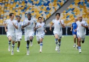 Динамо обнародовало заявку на сезон-2012/2013