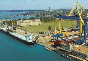 Суд начал банкротство Николаевского судостроительного завода