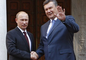 Путін: У Росії та України залишаються невирішеними питання по газу