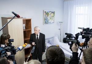 Головлікар ЦКЛ №5 підтвердив, що у Тимошенко знайшли невипиті ліки
